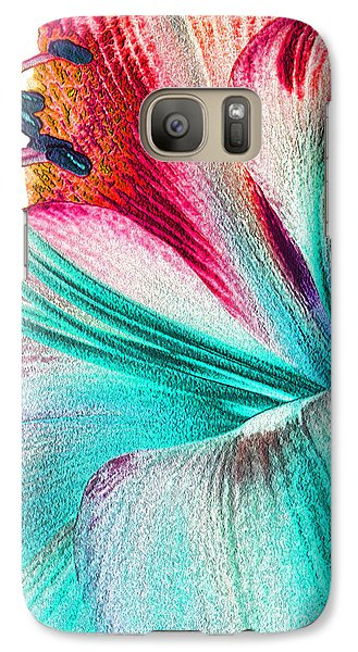 Galaxy Case featuring the digital art New Kid In Town by Margie Chapman