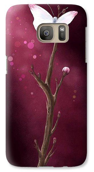 New Life Galaxy S7 Case by Veronica Minozzi