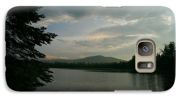 Galaxy Case featuring the photograph New Morning On Lake Umbagog  by Neal Eslinger