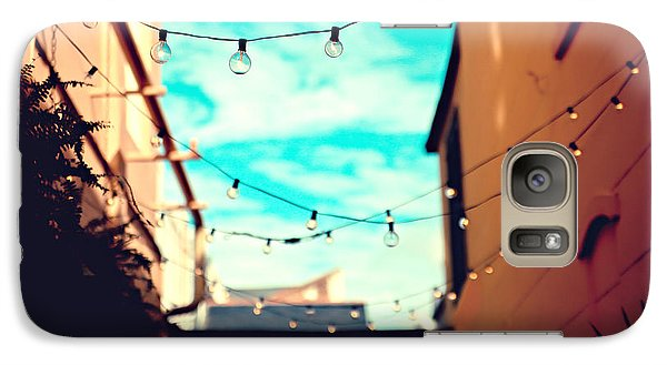 Galaxy Case featuring the photograph New Orleans Alley by Sylvia Cook