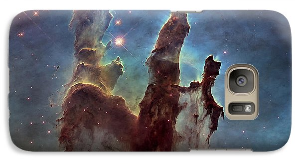 New Pillars Of Creation Hd Square Galaxy S7 Case