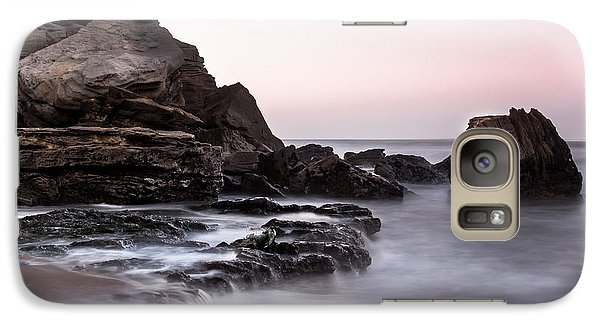 Galaxy Case featuring the photograph New Port by Edgar Laureano