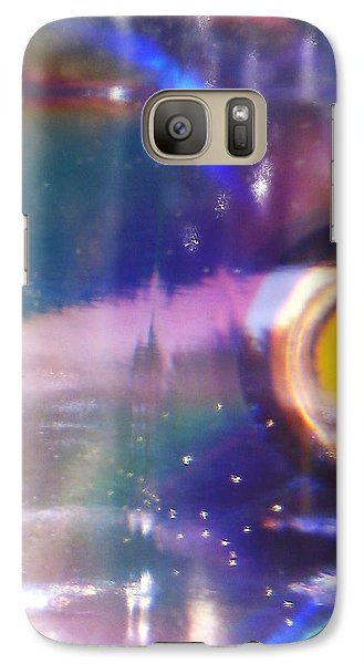 Galaxy Case featuring the photograph New World by Martin Howard