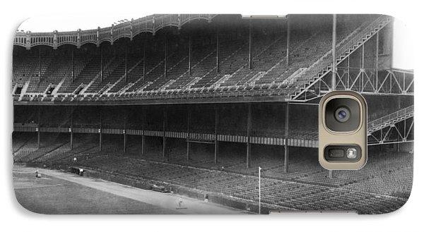 New Yankee Stadium Galaxy S7 Case by Underwood Archives