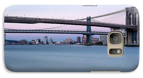 New York City Bridges Bmw Galaxy Case by Susan Candelario