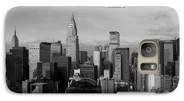 New York City Skyline Galaxy S7 Case