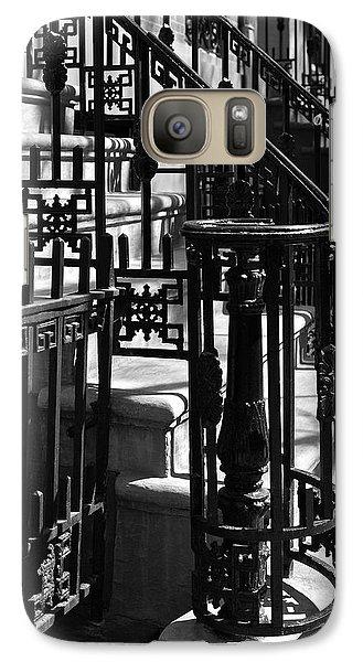 New York City Wrought Iron Galaxy S7 Case
