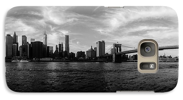 Empire State Building Galaxy S7 Case - New York Skyline by Nicklas Gustafsson