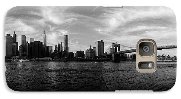 New York Skyline Galaxy S7 Case