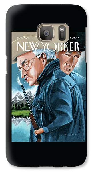 New Yorker February 27th, 2006 Galaxy S7 Case