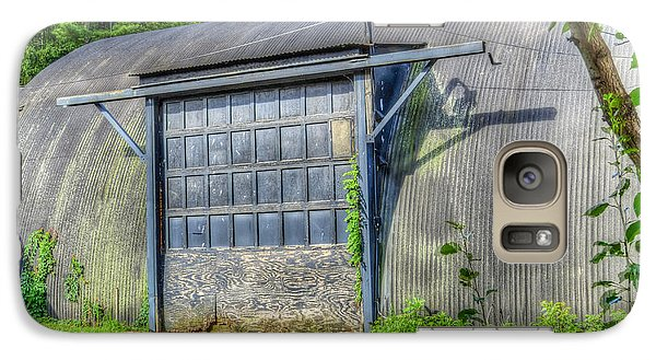 Galaxy Case featuring the photograph Newago Quonset by MJ Olsen