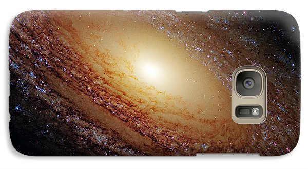 Space Galaxy S7 Case - Ngc 2841 by Ricky Barnard