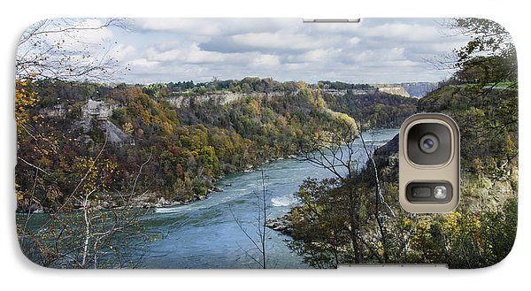 Galaxy Case featuring the photograph Niagara River by JRP Photography