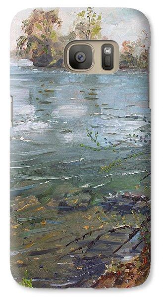 Goat Galaxy S7 Case - Niagara River Spring 2013 by Ylli Haruni