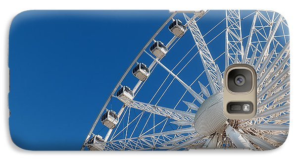 Galaxy Case featuring the photograph Niagara Sky Wheel by Rob Amend