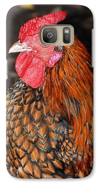 Galaxy Case featuring the photograph Nice Breast by Kathy Gibbons