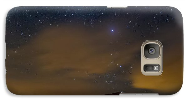 Night Sky Galaxy S7 Case