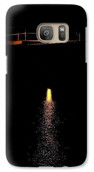 Galaxy Case featuring the photograph Night Watch by Glenn Feron