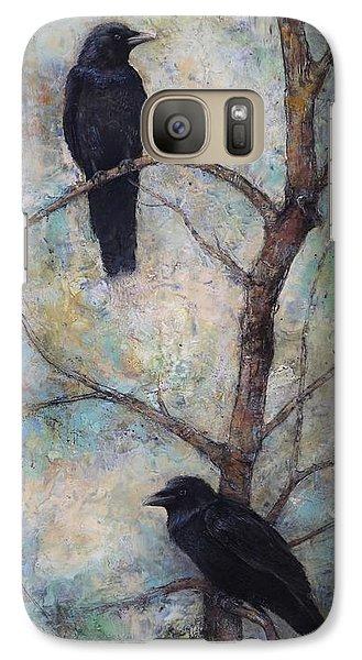 Night Watch -  Ravens Galaxy S7 Case