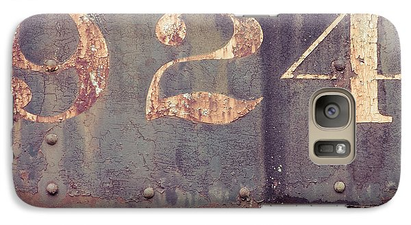 Galaxy Case featuring the photograph Nine Two Four by Takeshi Okada
