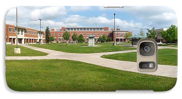 Marquette Galaxy S7 Case - Northern Michigan University by Georgia Fowler