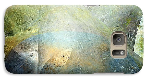 Galaxy Case featuring the photograph No. 5.1 by James Bethanis