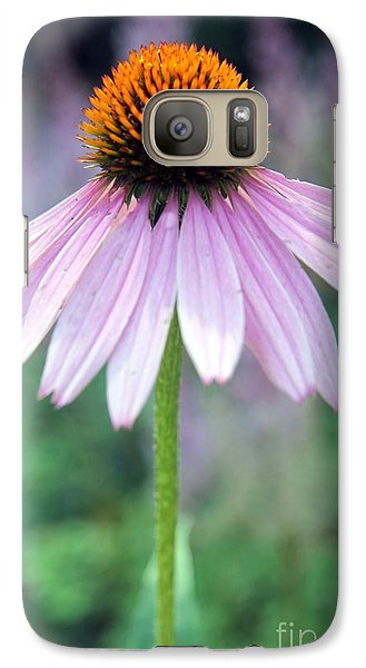 Galaxy Case featuring the photograph No Moment Like The Present by Mary Lou Chmura
