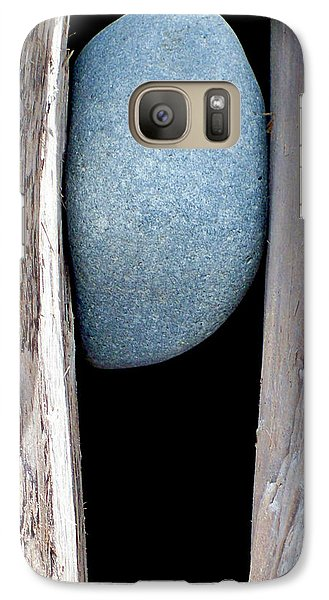 Galaxy Case featuring the photograph No Way Out by Newel Hunter