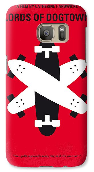 No188 My The Lords Of Dogtown Minimal Movie Poster Galaxy S7 Case by Chungkong Art