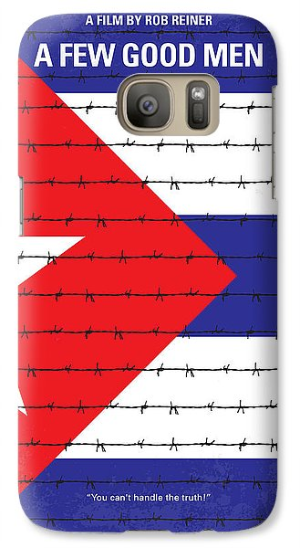 No417 My A Few Good Men Minimal Movie Poster Galaxy S7 Case