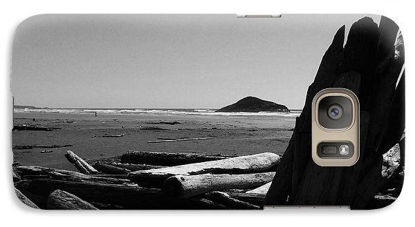 Galaxy Case featuring the photograph Noble Remnants by Marianne NANA Betts