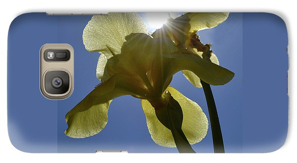 Galaxy Case featuring the photograph Noni's Light by Suzette Kallen