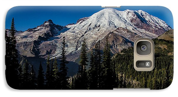 Galaxy Case featuring the photograph North East Side by David Stine