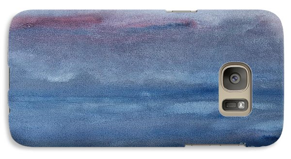 Galaxy Case featuring the photograph Northern Evening by Susan  Dimitrakopoulos