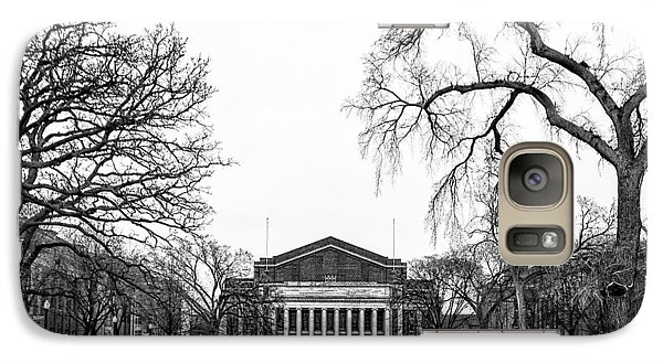 Northrop Auditorium At The University Of Minnesota Galaxy Case by Tom Gort