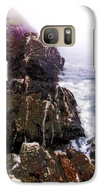 Galaxy Case featuring the digital art Northwest Coast-1 by David Blank