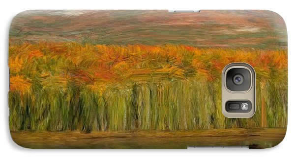 Galaxy Case featuring the painting Northwest Moose by Bruce Nutting