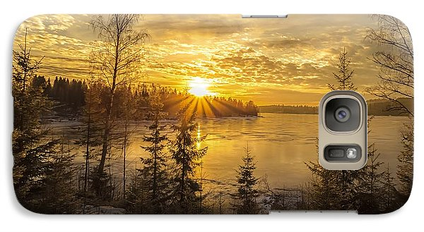 Galaxy Case featuring the photograph Norway Hedmark by Rose-Maries Pictures