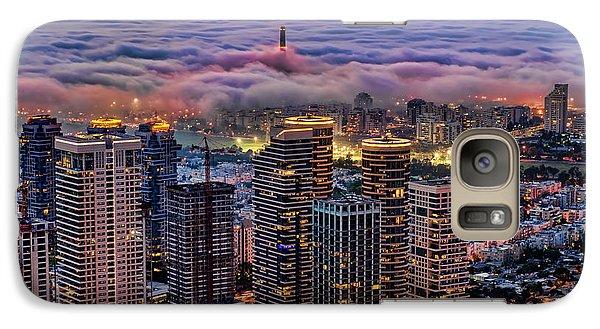 Galaxy Case featuring the photograph Not Hong Kong by Ron Shoshani