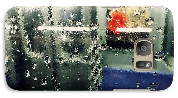 Galaxy Case featuring the photograph Not In Service by James Aiken