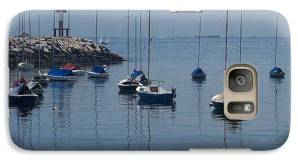 Galaxy Case featuring the photograph Sail Boats  by Eunice Miller