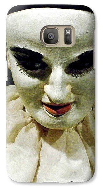 Galaxy Case featuring the photograph Nothing To Say - Limited Edition by Newel Hunter