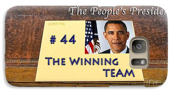 Number 44 - The Winning Team Galaxy S7 Case