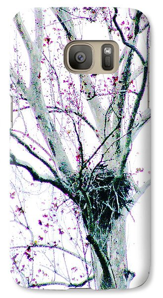 Galaxy Case featuring the digital art Nursery by Lizi Beard-Ward