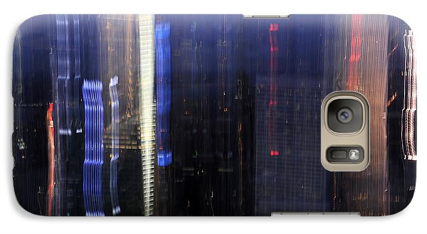 Galaxy Case featuring the photograph Nyc Jazzed I by Jessie Parker