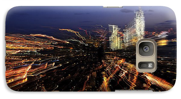 Galaxy Case featuring the photograph Nyc Jazzed Iv by Jessie Parker