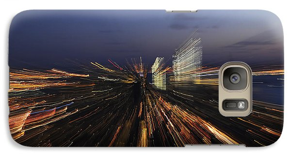 Galaxy Case featuring the photograph Nyc Jazzed V by Jessie Parker