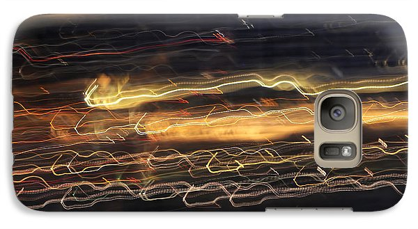 Galaxy Case featuring the photograph Nyc Jazzed Vii by Jessie Parker