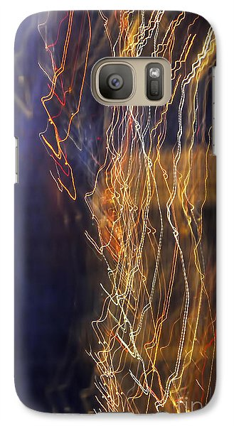 Galaxy Case featuring the photograph Nyc Jazzed Viii by Jessie Parker