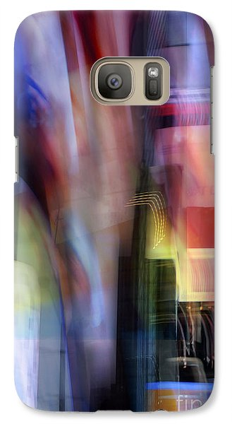 Galaxy Case featuring the photograph Nyc Jazzed Xii by Jessie Parker